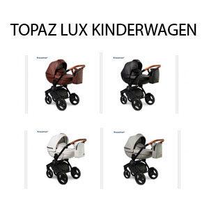 TOPAZ LUX Kinderwagen